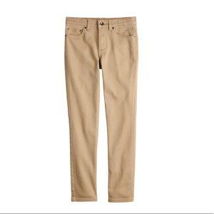 Urban Pipeline Maxwear khaki skinny jeans
